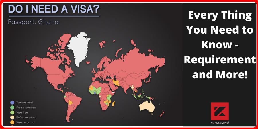 Do I need a Visa for ghana
