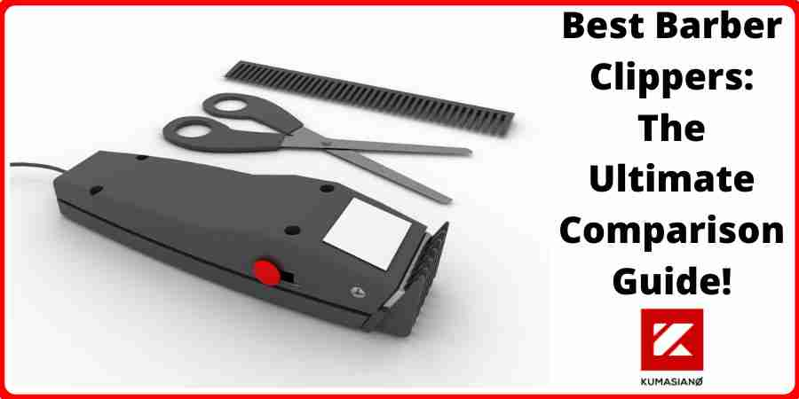 Best Barber Clippers Large
