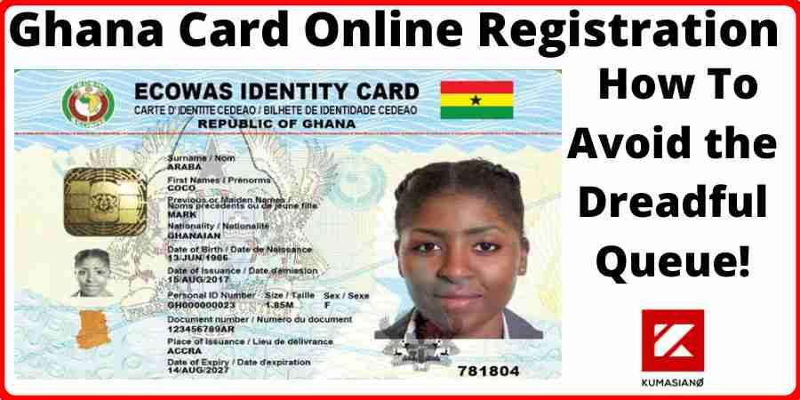 Ghana Card Registration Online Large