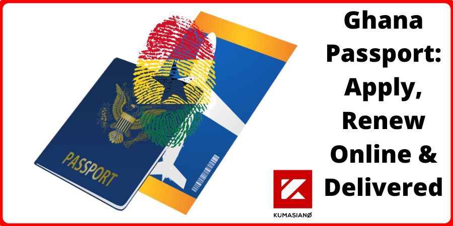 Ghana Passportt Online