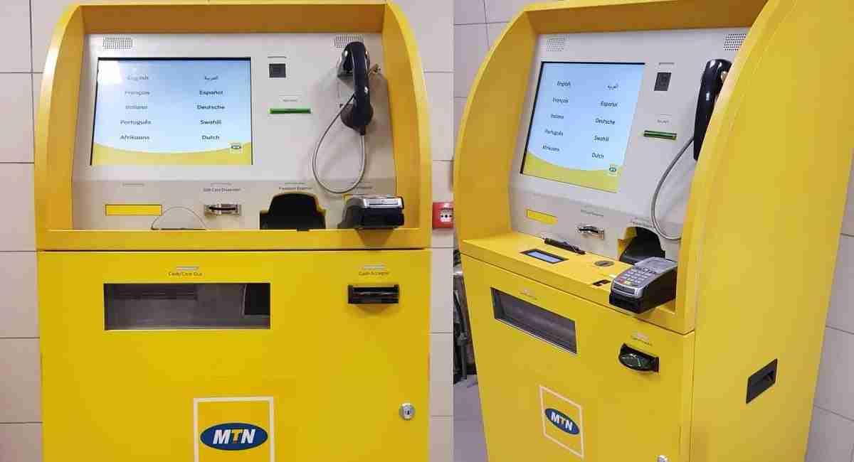 Mtn Mobile Money Atm's