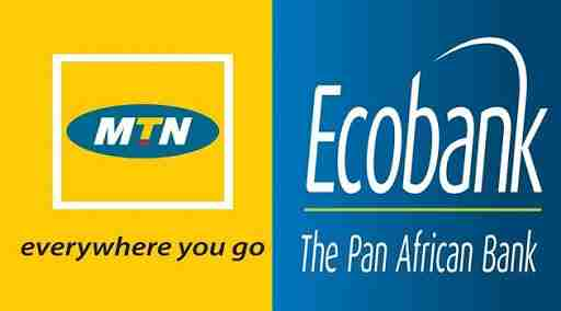 Mtn Mobile Money For Treasury Bill With Ecobank