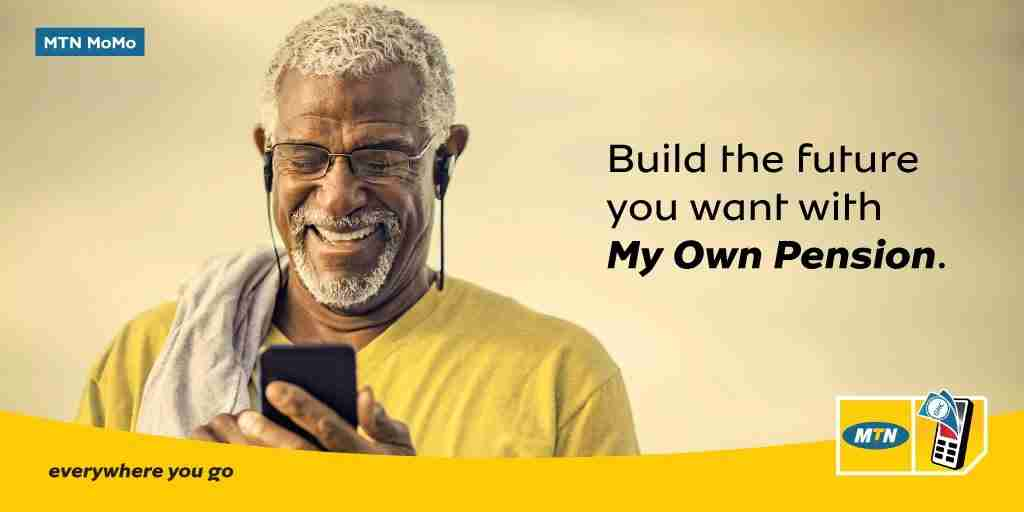 Pensions With Mtn Mobile Money