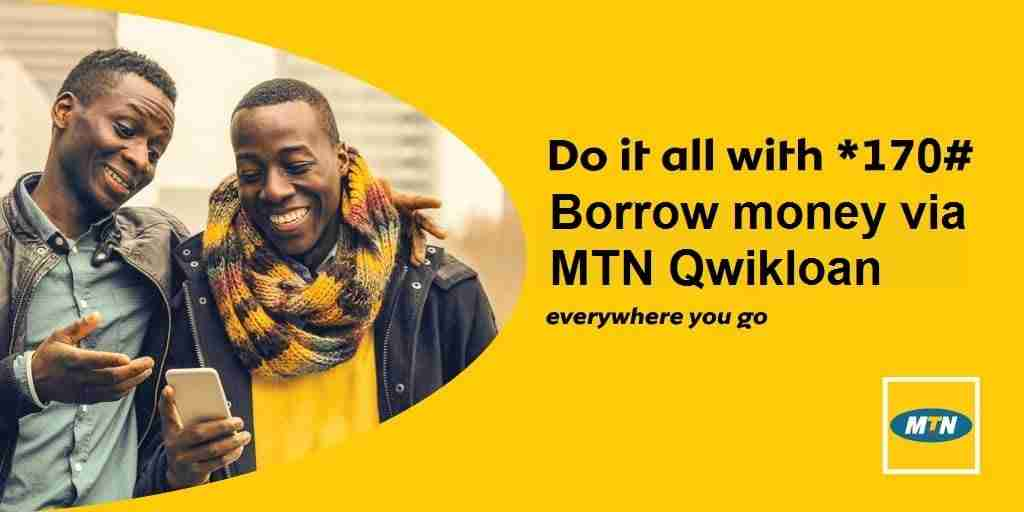 Qwik Loan From Mtn Mobile Money