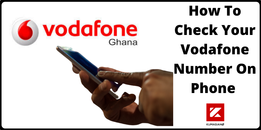 How To Check Your Vodafone Number