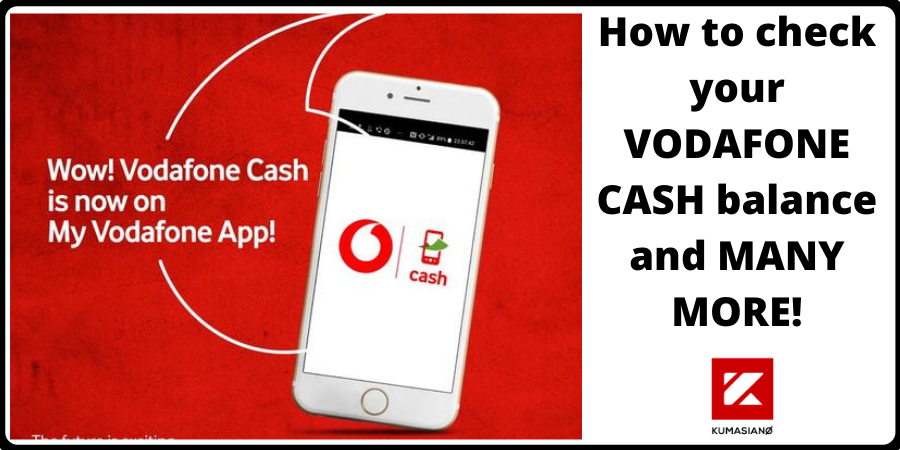 How To Check Your Vodafone Cash Balance