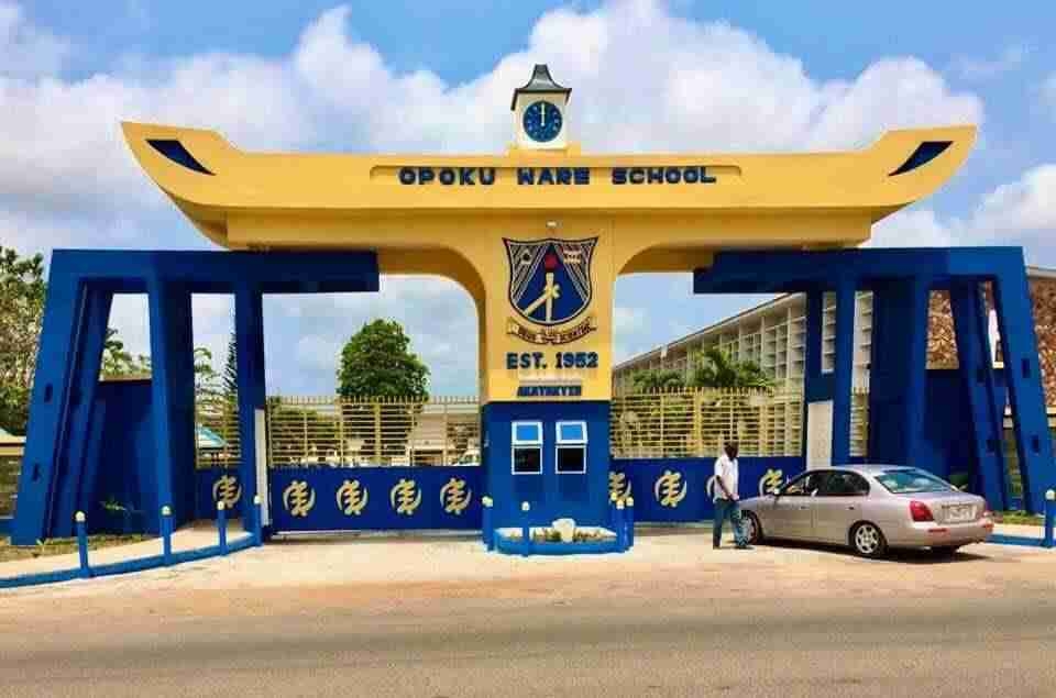 Opoku Ware School: Everything You Need To Know!