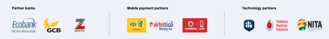passport payment partners